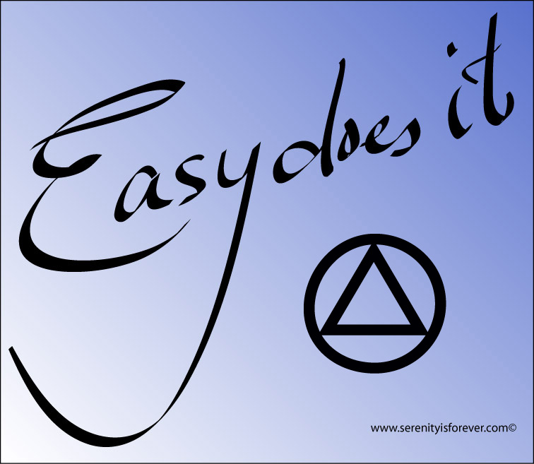 Easy does it AA Logo